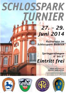 Schlossparkturnier2014